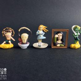 びじゅチューン!フィギュア5種セット